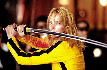 Kill bill - tarantino